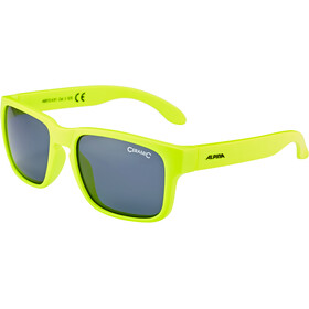 Alpina Mitzo Kids Glasses Kids neon yellow